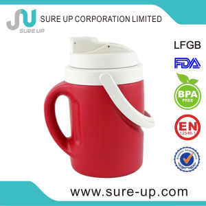 2014 New Design Plastic Insulated Picnic Water Cooler Coffee Jug (OPUF) pictures & photos