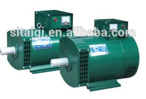 St Series Single-Phase AC Synchronous Generator 2kw-20kw pictures & photos