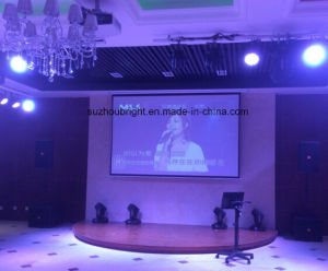 Motorized Screen 100 Inch 120 Inch 150 Inch 180 Inch 200 Inch 4: 3 16: 9 pictures & photos