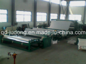 Rubber Waterproof Sheet /Materials Extrusion and Curing Production Line pictures & photos