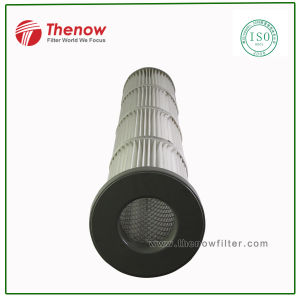 Pulse Jet Baghouse Filter Cartridge Filter Elements pictures & photos