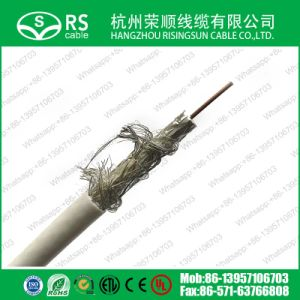 RG6/U Quad Shield Coaxial Cable Drop Cable (F660QS/F690QS)