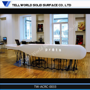 Commercial Hotel Reception Desk with High Quality pictures & photos