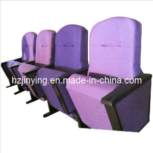 Purple Color Flame Retardant Auditorium Seat (JY-8918)