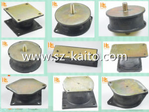 Road Roller 100% Natural Rubber Vibration Absorber Rubber Mount pictures & photos