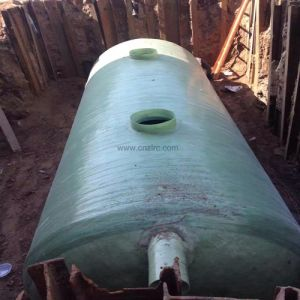 FRP Pressure Storage Tank Wast Water Tank FRP Tank pictures & photos