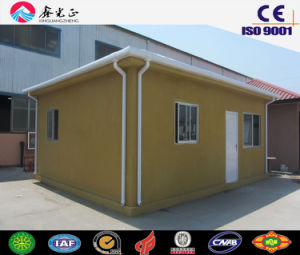 Prefabricated Tiny House/Light Steel Structure Prefab House (JW-16233) pictures & photos