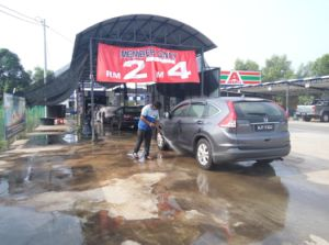 Automatic Conveyorized Car Washer/ Car Washer pictures & photos