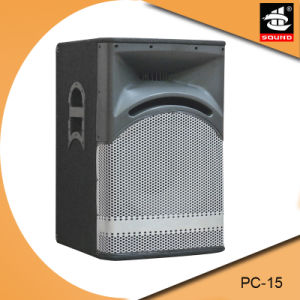 PC-15 Single 15 Inch Speaker Cabinet PRO Audio System pictures & photos