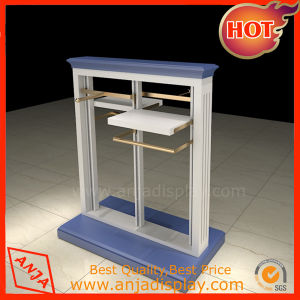 Wood Display Stand for Clothing pictures & photos
