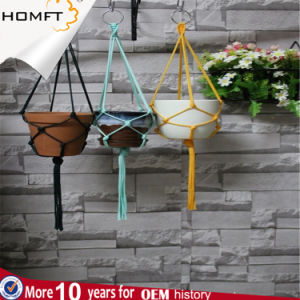 Pattern for Macrame Plant Hanger pictures & photos