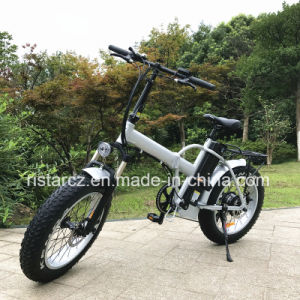 Mini Fat Tyre E Bike (RSEB-507) pictures & photos