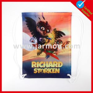 Outdoor Promotion 30X40cm Advertising Backpack pictures & photos