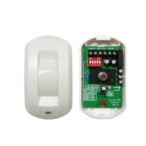 Indoor Wired Curtain PIR Alarm Motion Detector with Direction Recognition pictures & photos