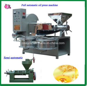 Automatic Coconut Sunflower Peanut Palm Screw Oil Press Machine pictures & photos