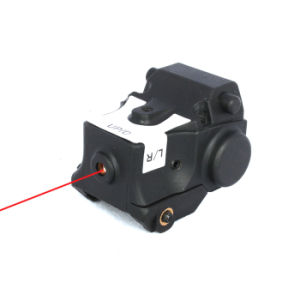 Super Compact Tactical Red Laser Sight and Strobe 80 Lumens CREE Q5 LED Light Combo (FDA certified) pictures & photos