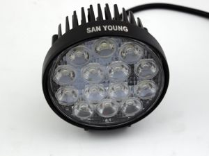 Cheap LED Work Light 27W 48W 42W 4 Inch Forest Machine Working pictures & photos