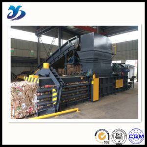 Button Operation OEM Baler Is Exclusively Used in Waste Paper etc pictures & photos