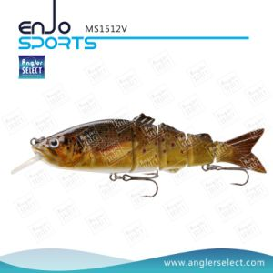 Multi Jointed Hard Fishing Lures Salt & Fresh Water Fishing Bait Fishing Tackle pictures & photos
