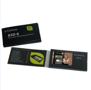 Smallest 2.4inch LCD Screen Video Business Card pictures & photos