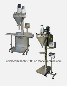 Semi - Automatic Powder Auger Filling Machine pictures & photos