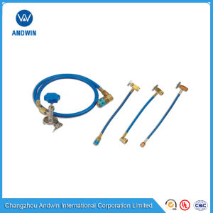 Refrigeration Charging Hose for R12 R22 R502 pictures & photos