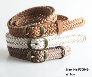 Fashion Braided Belt for Women pictures & photos