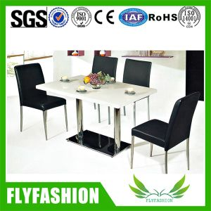 Dining Furniture Wooden Coffee Table and Chairs pictures & photos