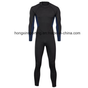 Adult′s Neoprene Diving Suit with Nylon Both Sides pictures & photos