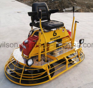 High Efficiency Ride on Concrete Power Trowel pictures & photos