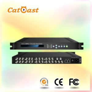 Digital AV DVB-T Modulator pictures & photos