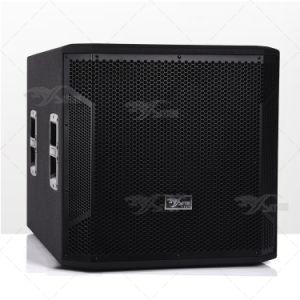 Stx818s Professional DJ Subwoofer Bass Speaker pictures & photos