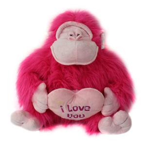 High Quality Stuffed Soft Furry Gorilla Plush Toys pictures & photos