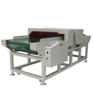 Conveyor Reverse Function Broken Needle Detector pictures & photos
