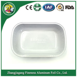 Hot Sell Food Packaging Aluminum Foil Container Without Wrinkle pictures & photos