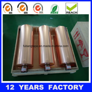Rolled Copper Foil / Purity Copper Foil Tape / Ra Copper Foil pictures & photos