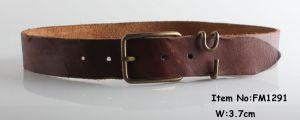 2018 Fashion Leather Woman′s Belt (FM1291) pictures & photos