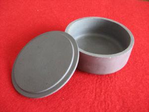 High Temperature Reaction Bonded Silicon Carbide Sic Ceramic Crucibles pictures & photos