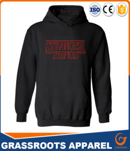 Supreme Men Cotton Winter Sweater Hoody with Customized pictures & photos