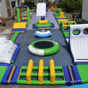 Inflatable Floating Water Park / Water Park Equipment Price for Sale pictures & photos
