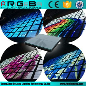 IP65 Waterproof Outdoor Display Video Interactive Stage Light LED Dance Floor pictures & photos
