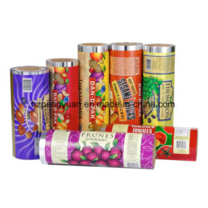 Double Side Silver MPET Thermal Laminating Film pictures & photos