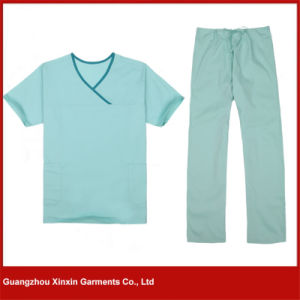 Good Quality Scrubs, Hospital Uniforms, Hospital Clothes Maker (H5) pictures & photos