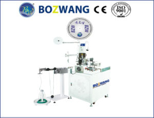 Single End Twisting and Terminal Crimping Machine pictures & photos
