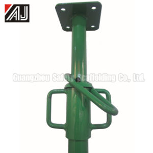 Adjustable Steel Prop Scaffold for Supporting Concrete Wall, Slab Beams, Guangzhou Manufacturer pictures & photos