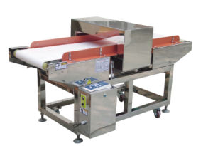 metal detector for aluminum foil packing products pictures & photos