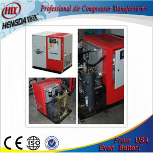 Screw Air Compressor 30HP 18.5kw 1.0MPa Energy Saving pictures & photos
