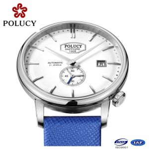 Original Japan Automatic Move′t 10ATM Water Resistant Men Stainless Steel Watch (61081M) pictures & photos