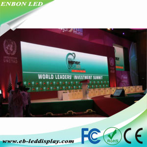 Factory Promotion Low Price Indoor LED Display Screen (P4, P5, P6, P7.62, P10) pictures & photos