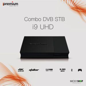Ipremium I9 UHD 4K IPTV Box Android 6.0 DVB-S2 T2/C ISDB-T Streaming Box pictures & photos